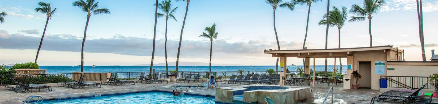 Sugar Beach Resort | Maui Condo Rentals | Resort Pool